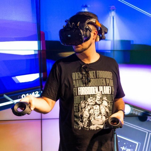 VR Live Performance – Events / Talks